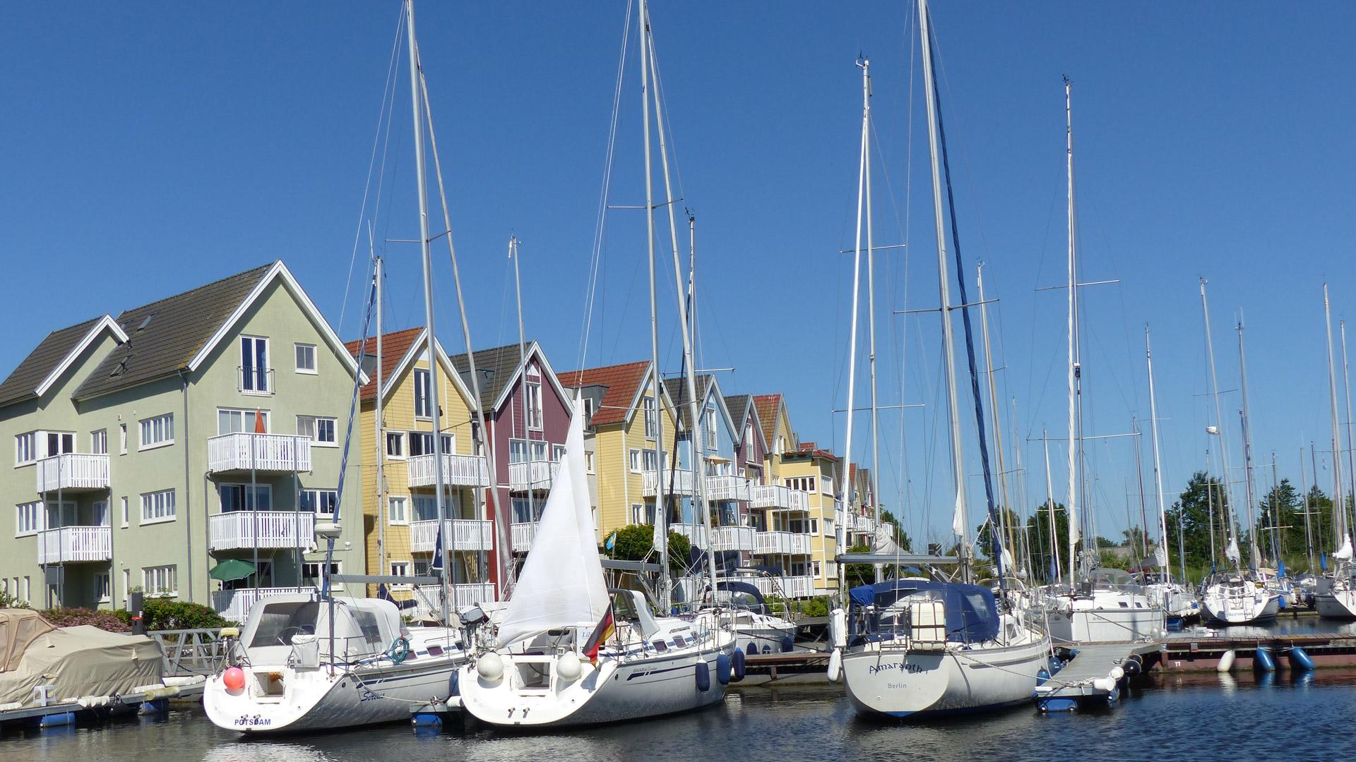 Greifswald Holzhafen
