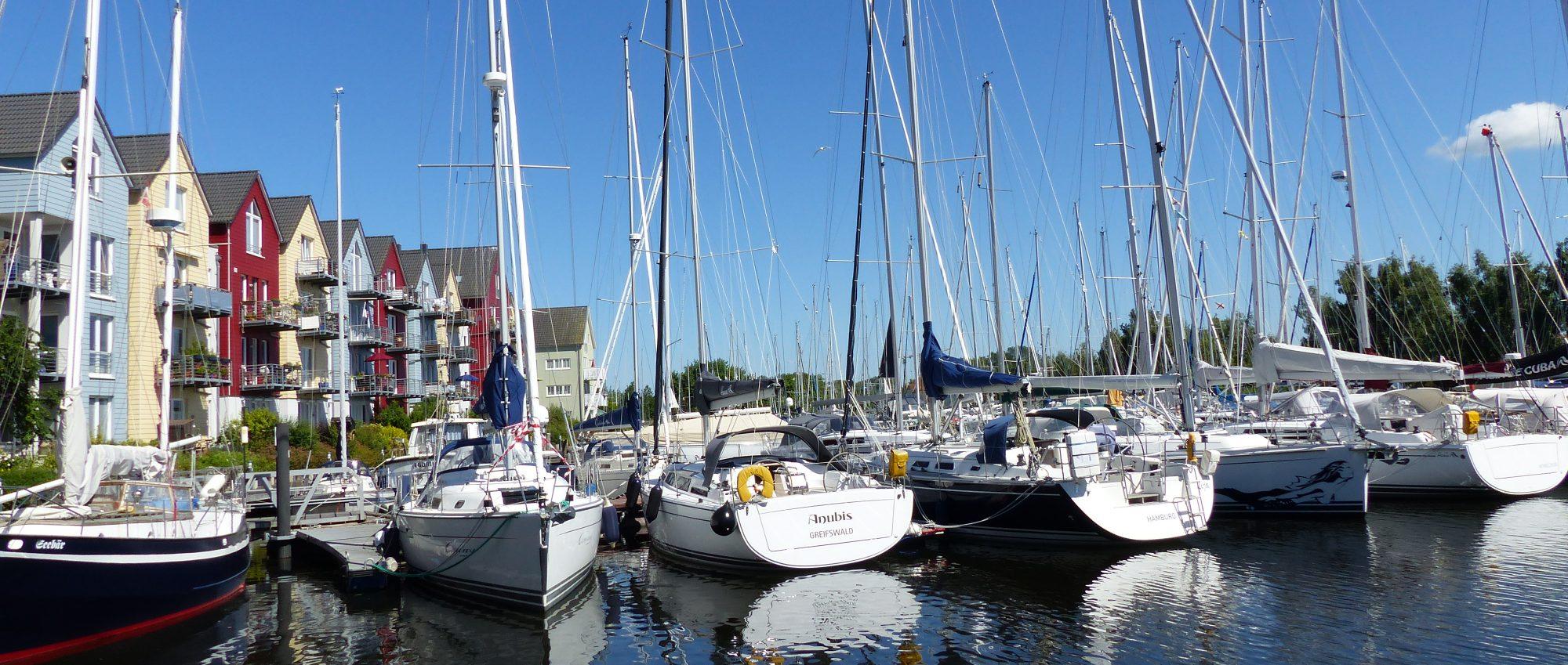 Yachtcharter Greifswald