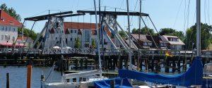 Greifswald-Wieck Brücke